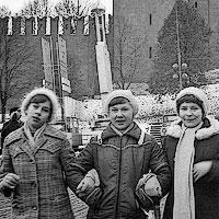 Экскурсия в Кремль. 7 класс