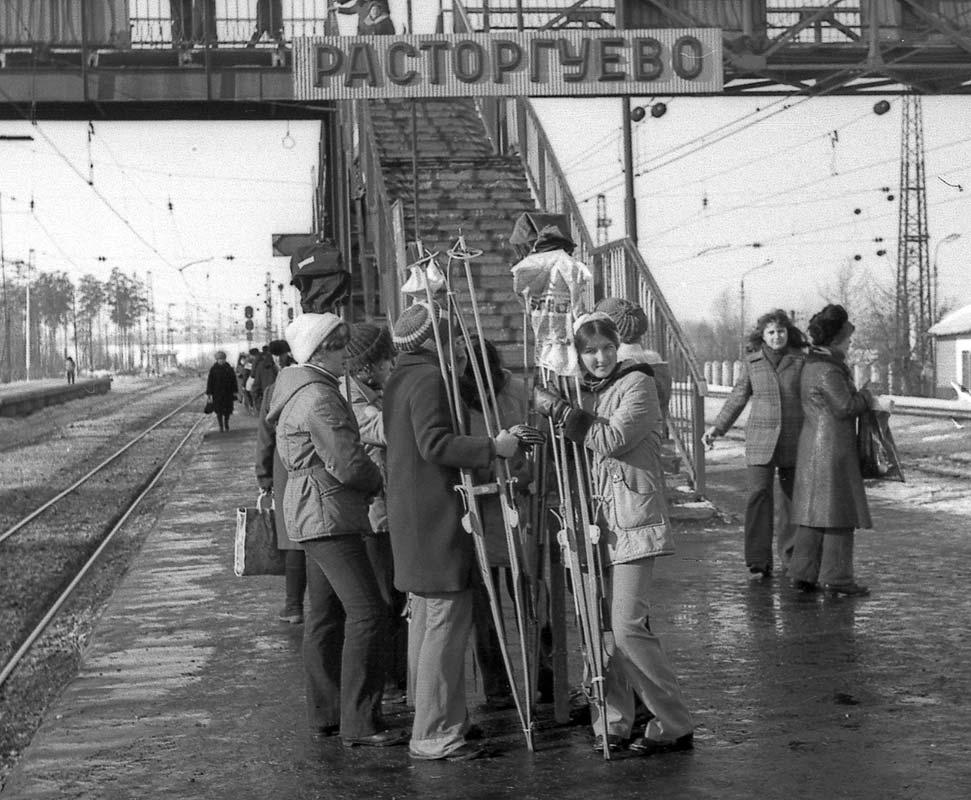 Станция Расторгуево 11