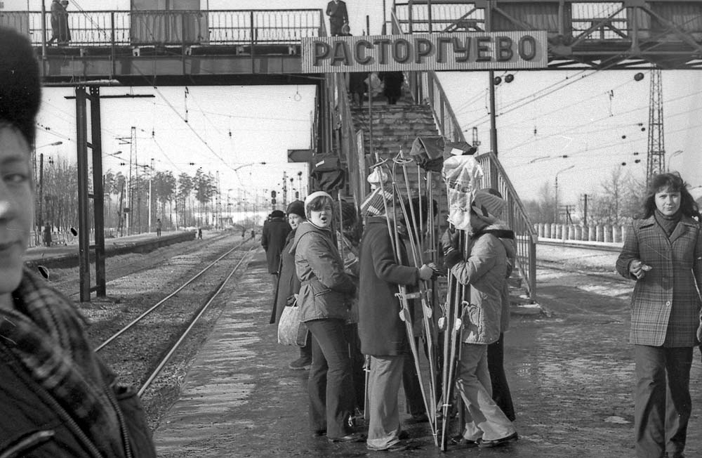 Станция Расторгуево 12