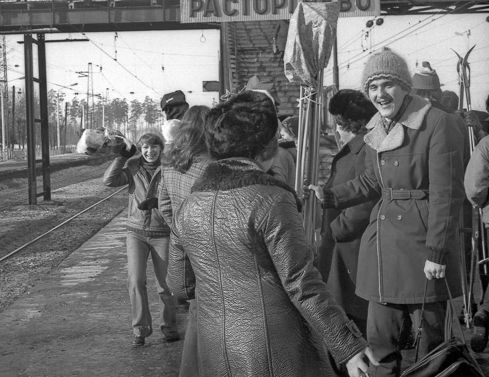 Станция Расторгуево 20