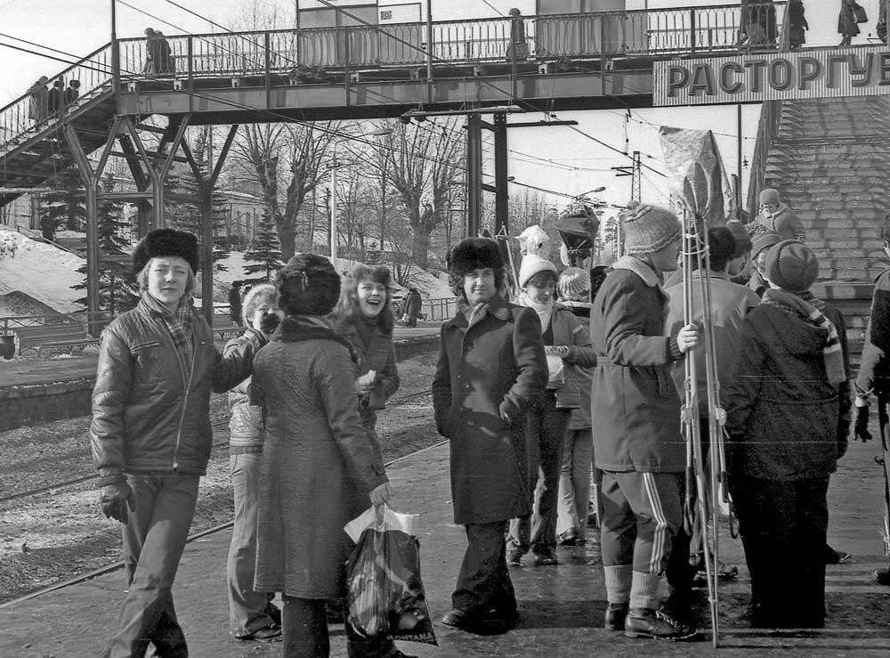 Станция Расторгуево 22