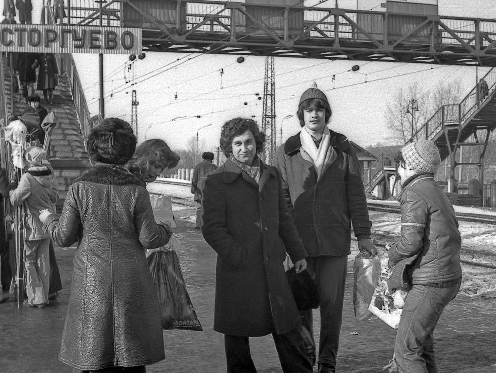 Станция Расторгуево 7