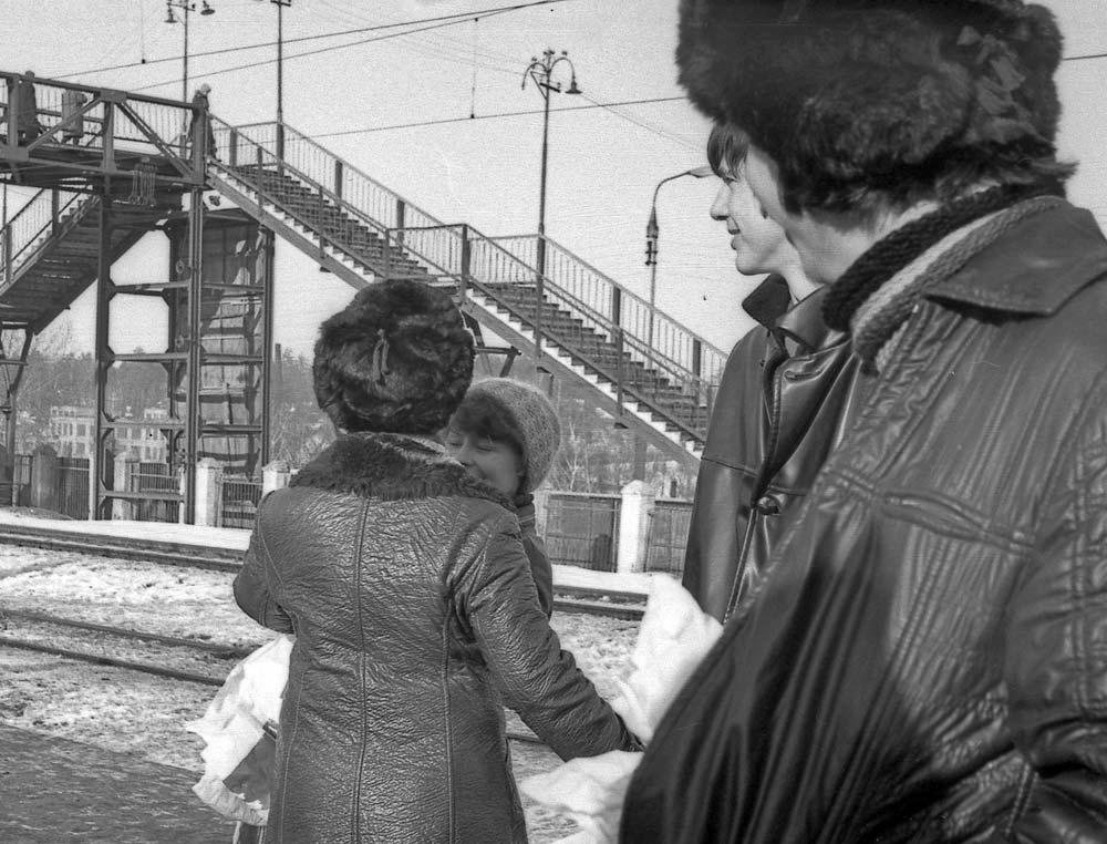 Станция Расторгуево 8