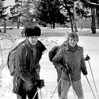 02:1979 <br>Репортаж с зимннего слета