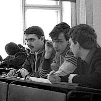 12:1982 <br>м.Пионерка. <br>Лекция в 383 ауд.