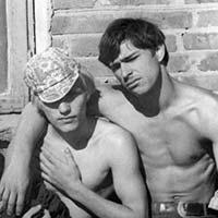 ССО в с.Ивановском. 1977