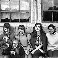 Картошка 1970 <br>гр.П-11, П-12, Э-16, Э-17.