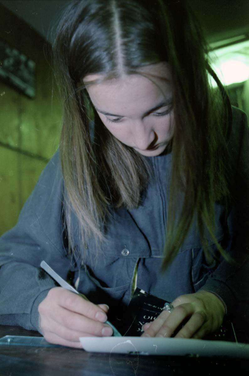 Леонтьева Лена, Мой подвал 18