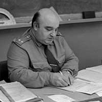 1988 <br>Экзамен на военной кафедре МИЭМ