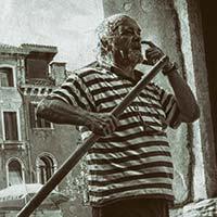 ИТАЛИЯ-РЕТРО <br>Часть I. Венеция. Стилизация. Фантазии на тему